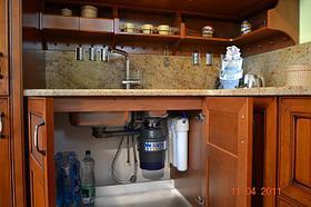 Смесители для кухни с подключением к фильтру для очистки воды.