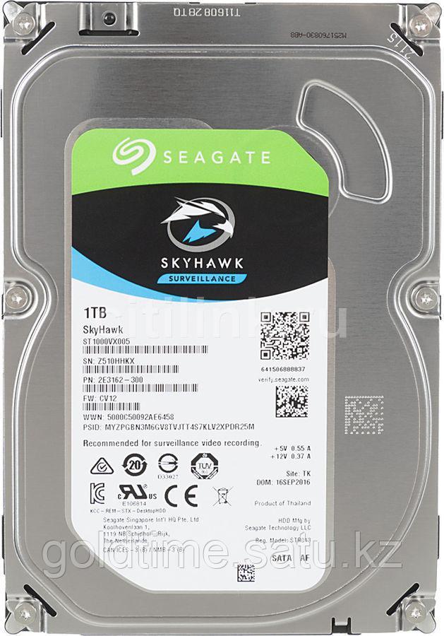 1 ТБ Жесткий диск Seagate SkyHawk [ST1000VX005]