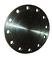 Заглушка стальная фланцевая Ру 16 Д.125 Жезказган
