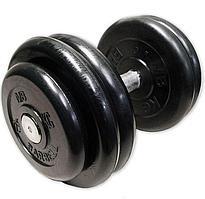 Гантельный ряд фиксированный MB «Проф» 3,5-11 кг