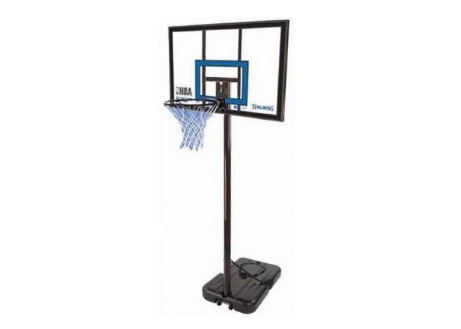 Баскетбольная стойка Spalding NBA Gold Highlight 42 Арт. 77455CN