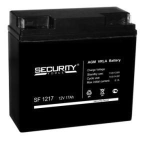 Аккумуляторная батарея SF, 12V, 17А