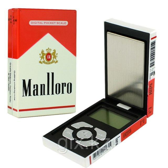 Весы карманные Manlloro 100 гр х 0,01 гр