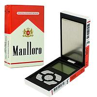 Весы карманные Manlloro 100 гр х 0,01 гр, фото 1