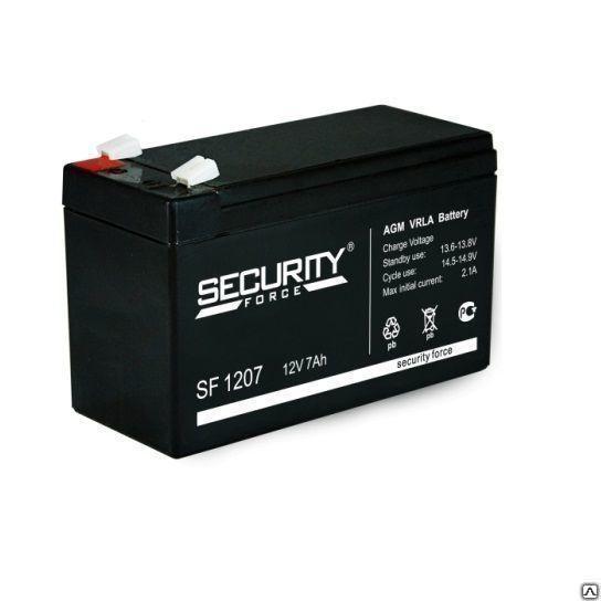Аккумуляторная батарея SF, 12V, 7A