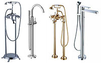 Смесители для ванны отдельностоящие