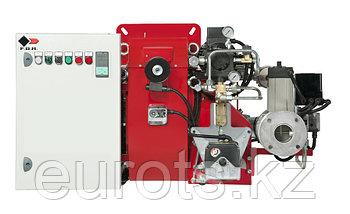Двутопливная модулируемая горелка FBR