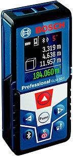 Профессиональный лазерный дальномер-уклономер (50 м) Bosch GLM 50 C. Внесен в реестр СИ РК.