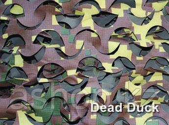 Маскировочная сеть GreenTech SPECIAL Dead Duck, Цвет: Осень, Размер: 6х2,4 м, (DK04)