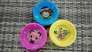 Детские тарелочки