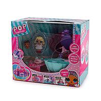Игровой набор кукол L.O.L ванночка с аксессуарами (качественная реплика)