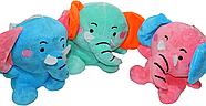 Слонник разного цвета на присоске 16*22см, фото 2
