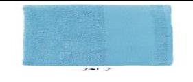 Полотенце 30х50см. Цвет Голубой