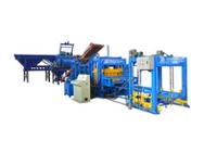Автоматический вибропресс для производства блоков qt6-15 из Китая