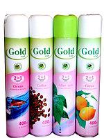 Освежитель воздуха Gold Wind (ручной) 300 ml