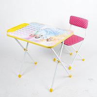 Набор детской мебели Nika «Принцесса Disney» (стол + пенал + стул)