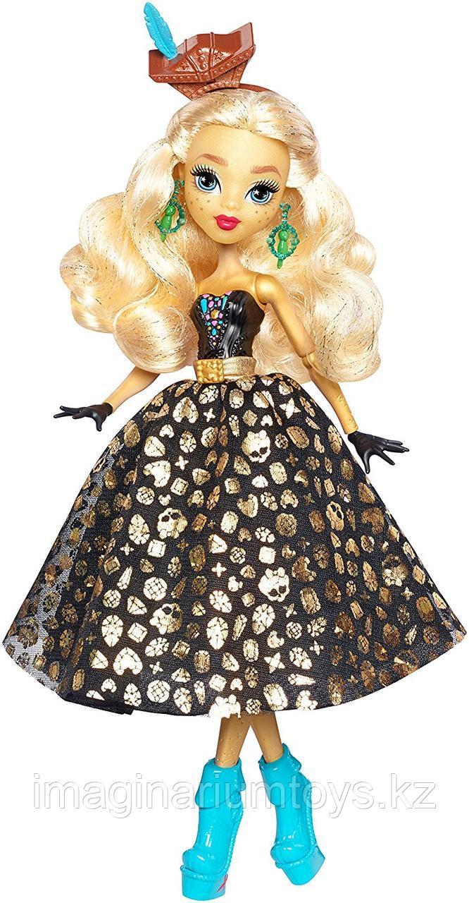 Кукла Монстер Хай Дана Трежура Джонс  Monster High Shriekwrecked Dayna Treasura Jones