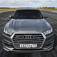 Обвес кузова Renegade Design на Audi Q7, фото 1