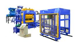 Автоматический вибропресс для производства блоковqt10-15 из Китая