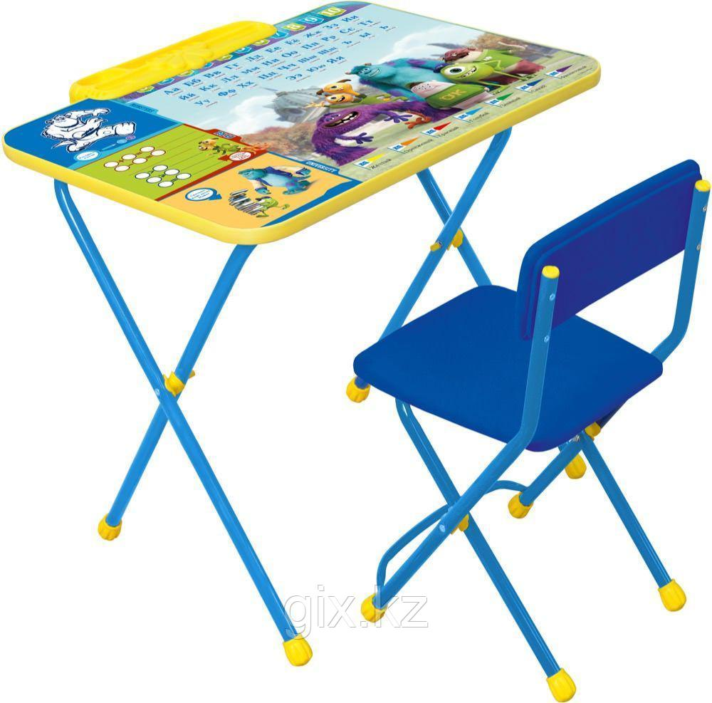Набор детской мебели Nika «Университет Монстров» (стол + пенал + стул)