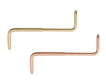 Отвертка крестовая S-образная (изогнутая) искробезопасная 120 мм