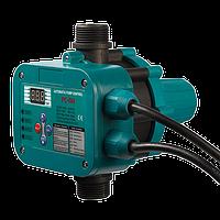 Электронное реле давления, прессконтроль PC-58 1,1 кВт