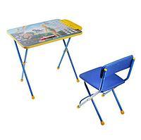 Набор детской мебели Nika «Феи. Азбука» (стол + пенал + стул), фото 1