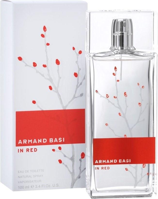 Armand Basi Armand Basi In Red (Арманд Баси Ин Ред) 100 ml (edt)
