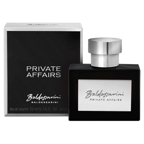 Hugo Boss Baldessarini Private Affairs (Хьюго Босс Балдессарини Прайват Аффейрс) 50 ml (edt)