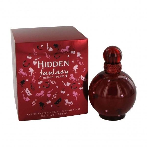 Britney Spears Hidden Fantasy (Бритни Спирс Хидден Фентези) 100 ml (edp)