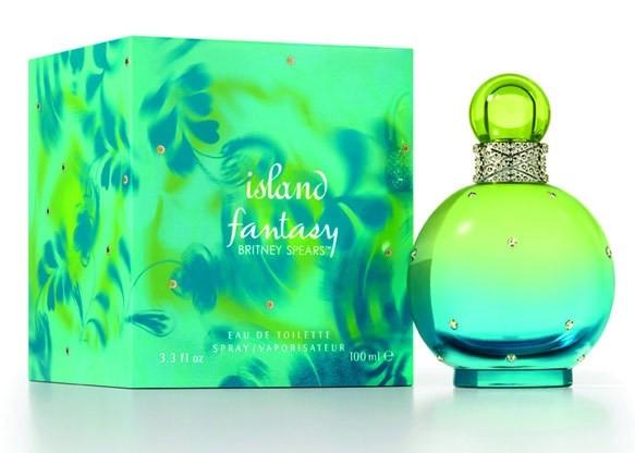 Britney Spears Island Fantasy (Бритни Спирс Island Fantasy) 100 ml (edt)