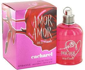 Cacharel Amor Amor In A Flash (Кашарель Amor Amor In A Flash) Тестер100 ml (edt)