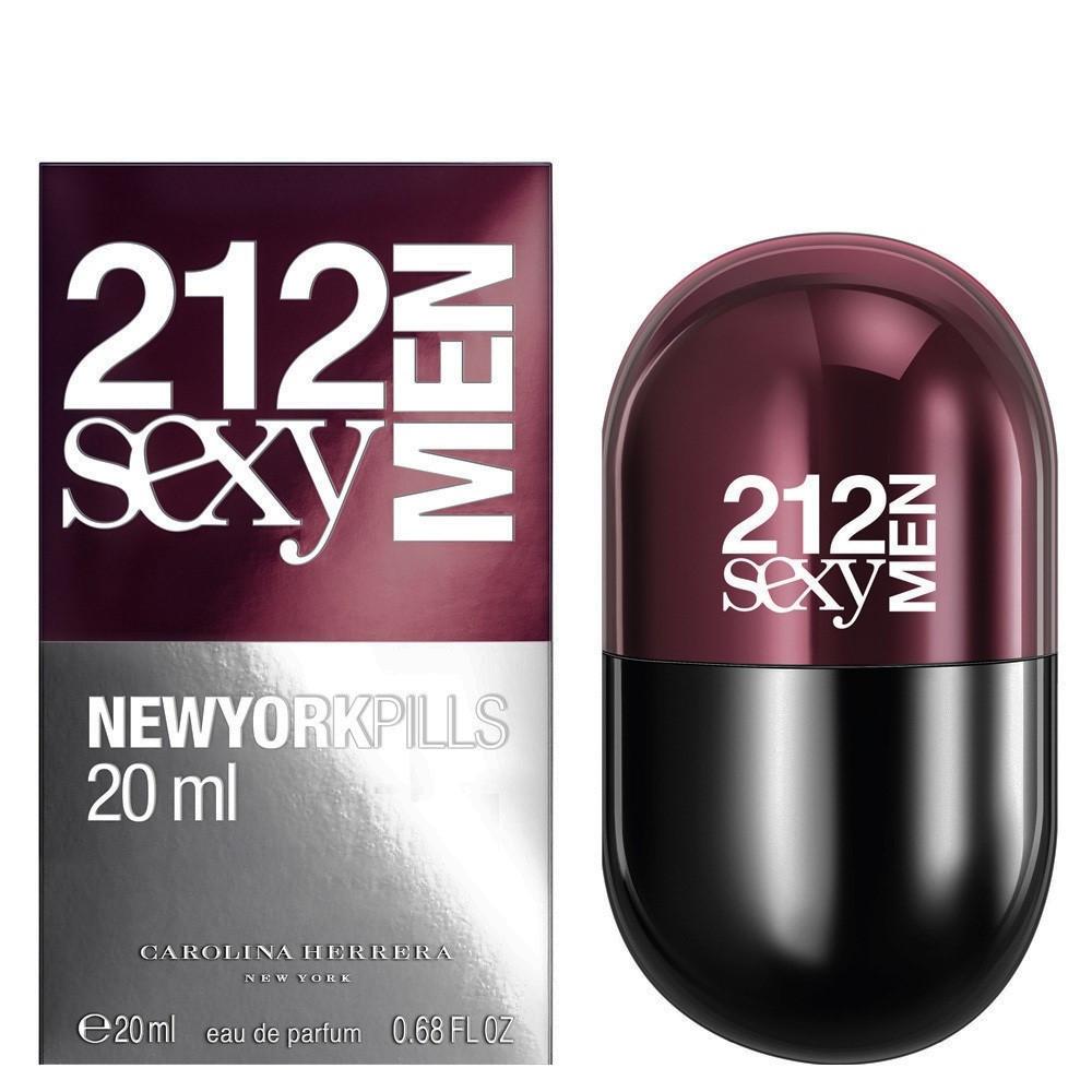 Carolina Herrera 212 Sexy Pills 20 ml (edt)