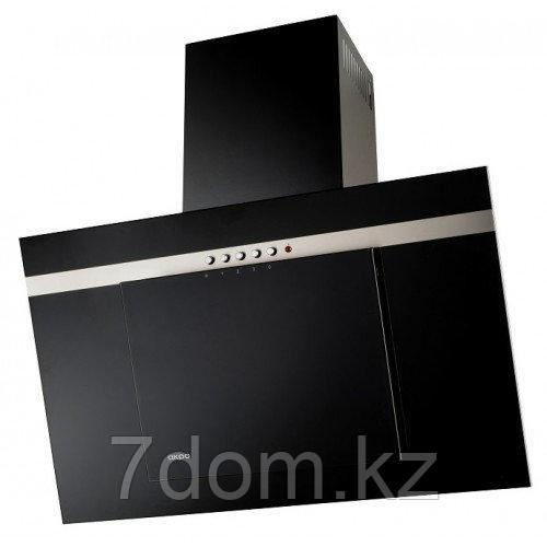 akpo Nero line eco 60 WK-4 black (черный + стекло)