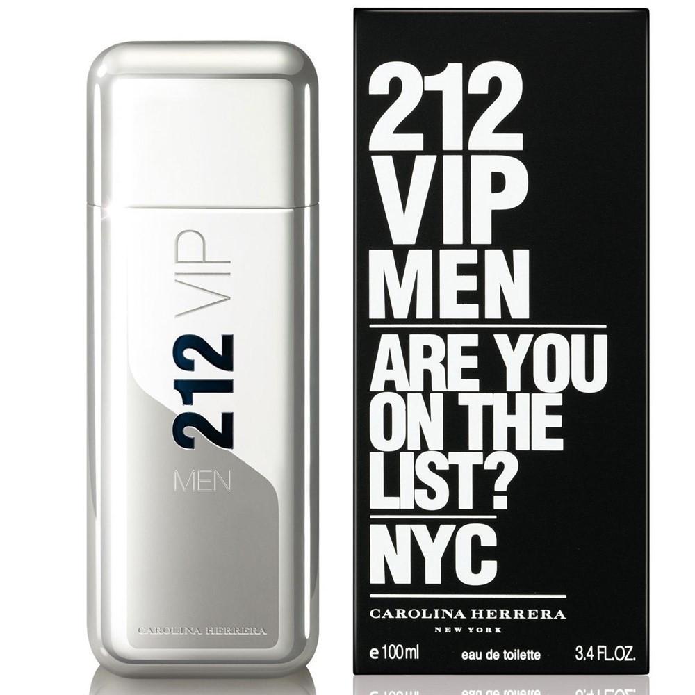 Carolina Herrera 212 Vip Men (Каролина Эррера 212 ВИП Мен) 50 ml (edt)
