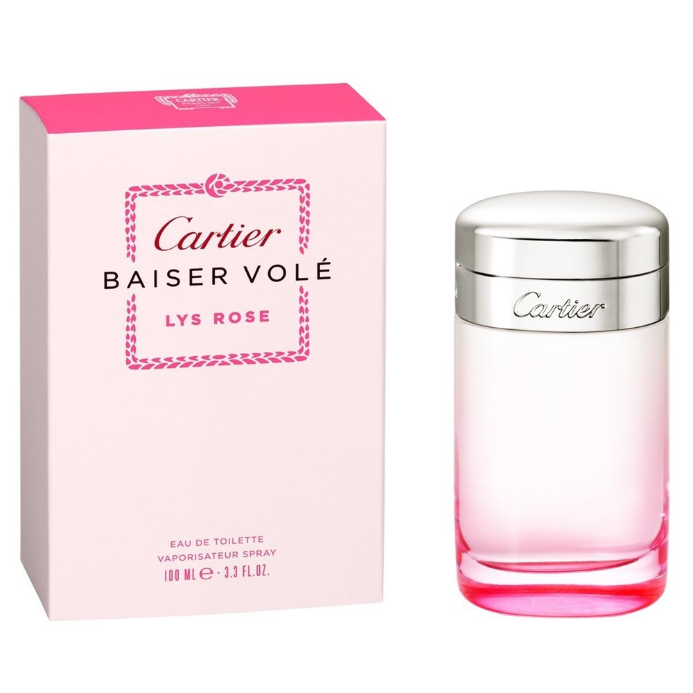 Cartier Baiser Vole Lys Rose Тестер 100 ml (edt)