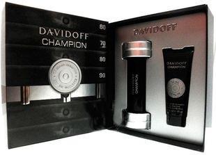 Набор Davidoff Champion (Мужской) (Давидофф Чемпион) Набор