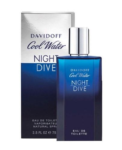 Davidoff Cool Water Night Dive (Давидофф Кул Вотер Найт Вайв) 75 ml (edt)
