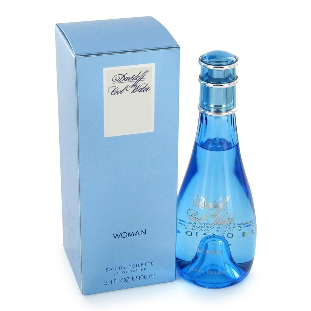 Davidoff Cool Water Woman (Давидоф Кул Вотер) 50 ml (edt)