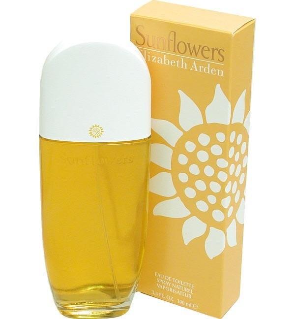 Elizabeth Arden Sunflowers (Элизабет Арден Санфлауэрс) 100 ml (edt)