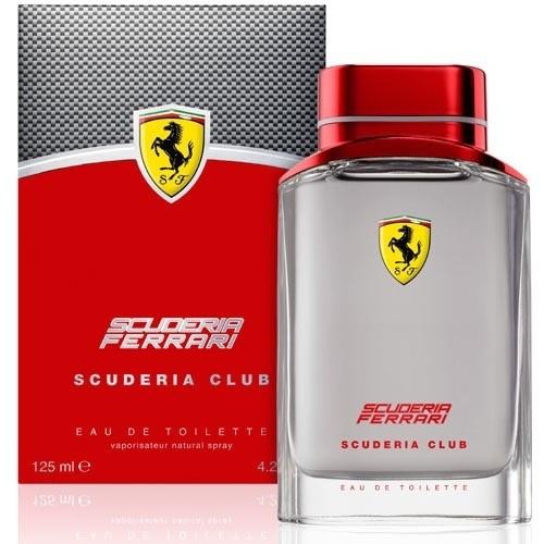 Ferrari Scuderia Club (Феррари Скудерия Клаб) 125 ml (edt)