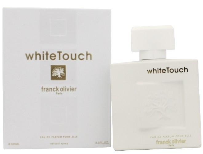 Franck Olivier White Touch (Франк Оливер Уайт Тач) 100 ml (edp)