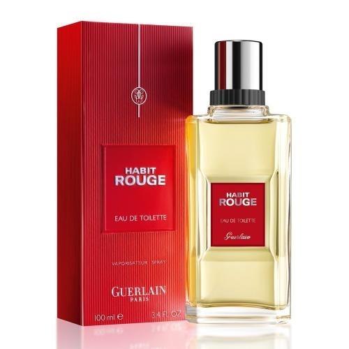 Guerlain Habit Rouge Eau de Toilette (Герлен Хабит Руж) 100 ml (edt)