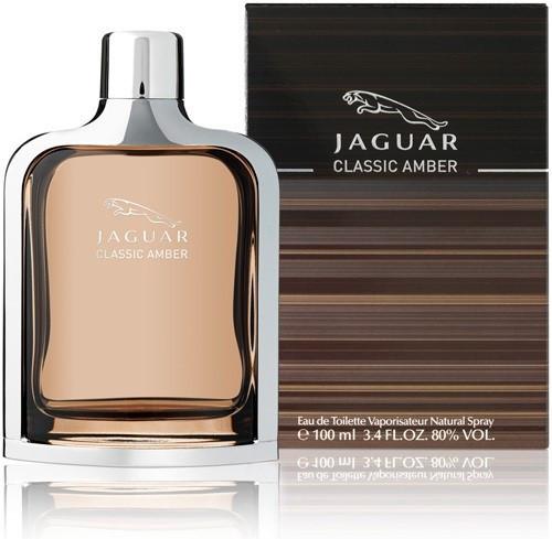 Jaguar Jaguar Classic Amber (Ягуар Классик Амбре) 100 ml (edt)