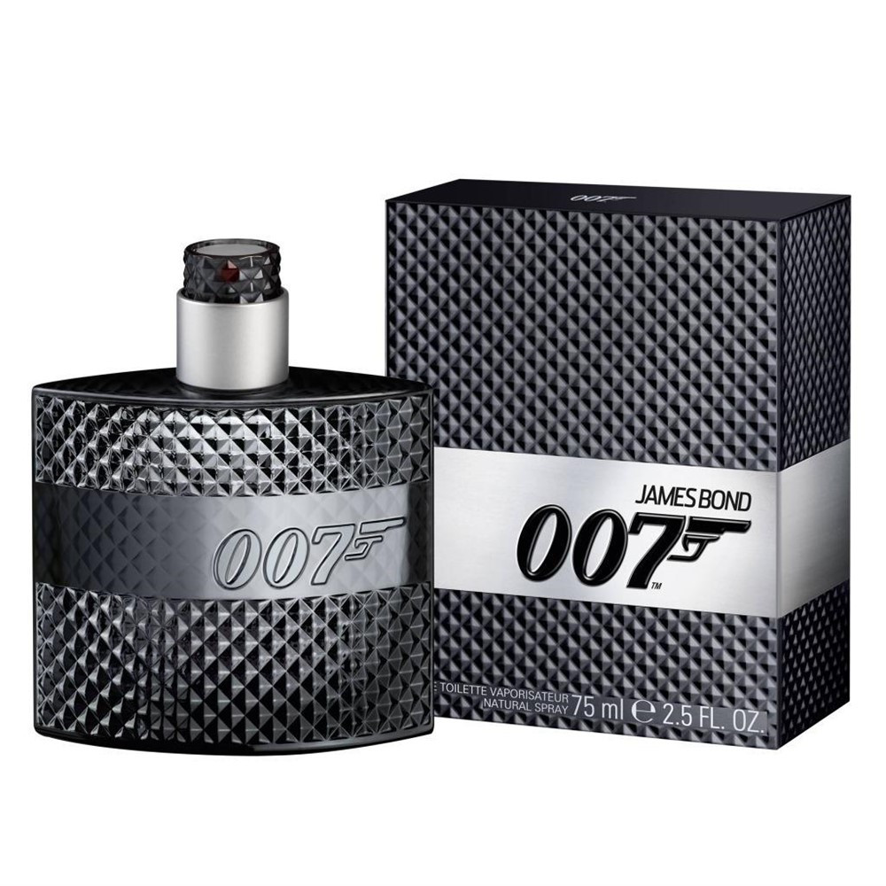James Bond 007 (Джеймс Бонд 007) 75 ml (edt)