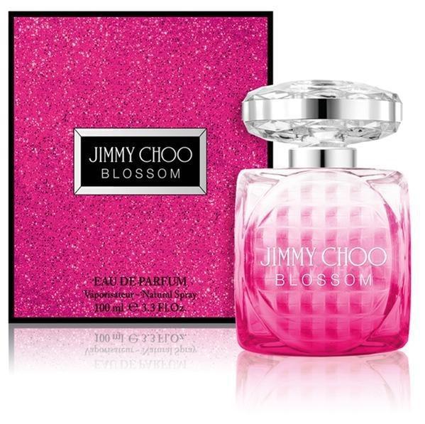 Jimmy Choo Jimmy Choo Blossom Мини 4.5 ml (edp) 100 ml (edp), 2015, Женский, Великобритания, Цветочные