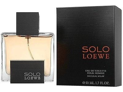 Loewe Solo (Лоев Соло) 125 ml (edt)