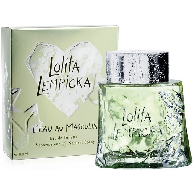 Lolita Lempicka  L`Eau Au Masculin (Лолита Лемпика О Маскулин) 100 ml (edt)