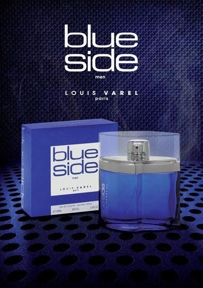 Louis Varel Blue Side (Луи Варель Blue Side) 100 ml (edt)