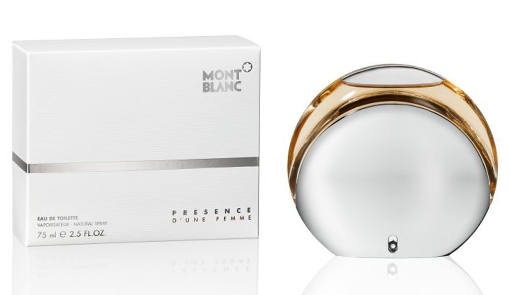 Mont Blanc Presence D'Une Femme (Монблан Пресенс Дун Фам) 75 ml (edt)